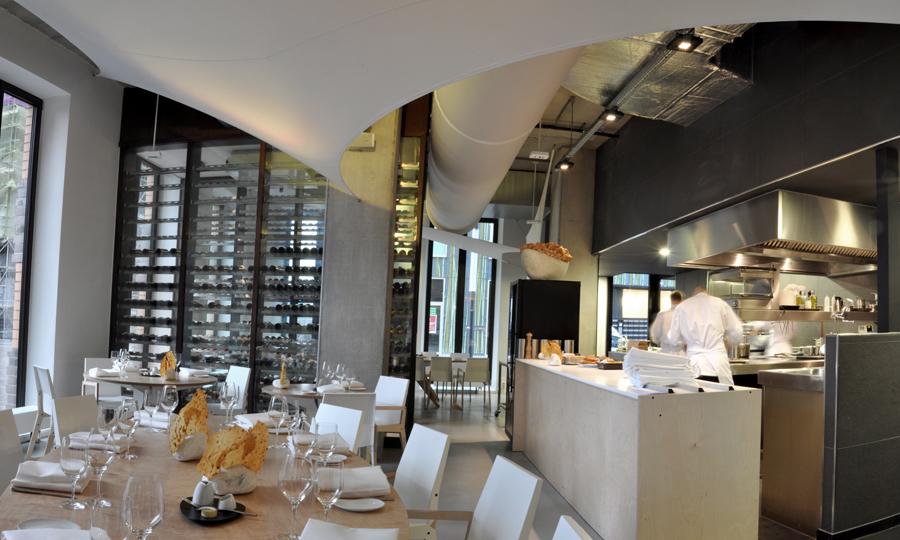 Bolenius restaurant Amsterdam