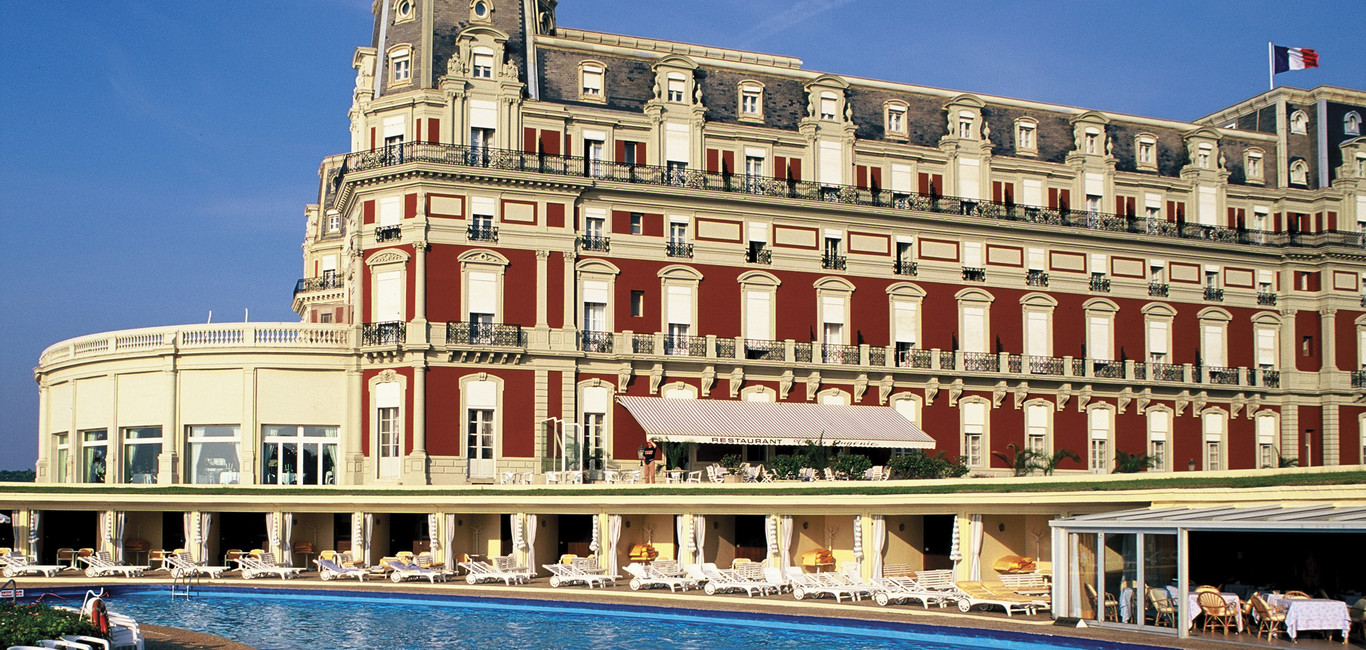 Hotel Du Palais Imperial Resort Spa Biarritz France