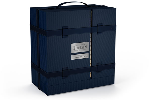 Johnnie Walker Blue Label limited edition collection by Alfred Dunhill 02