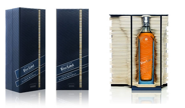 Johnnie Walker Blue Label limited edition collection by Alfred Dunhill 03