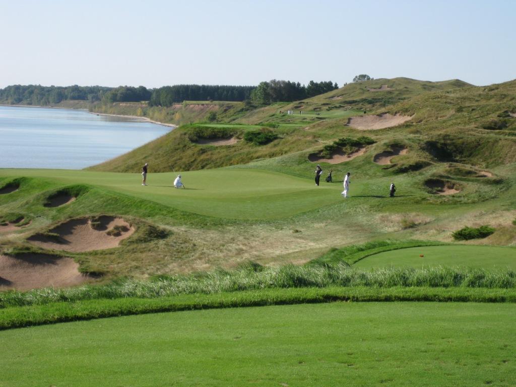 Kohler golf course Wisconsin