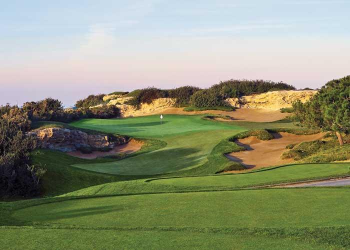 Newport Beach Golf at the resort at Pelican Hill California
