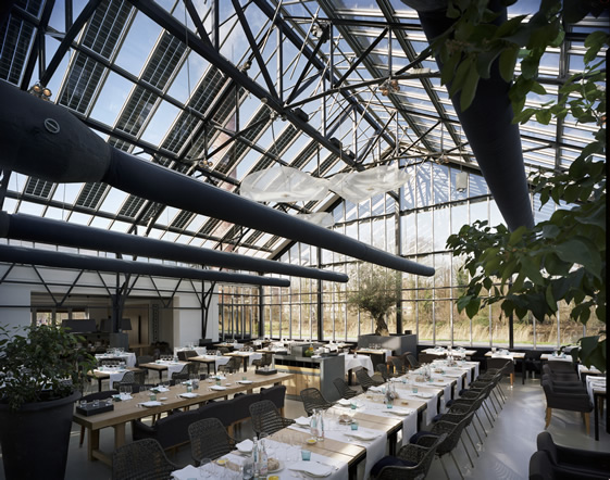 Restaurant De Kas Amsterdam
