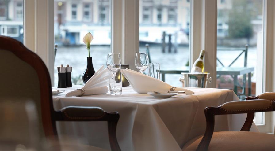 Restaurant La Rive Amsterdam