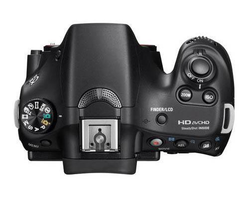 Sony SLT-A58 digital camera pic 03