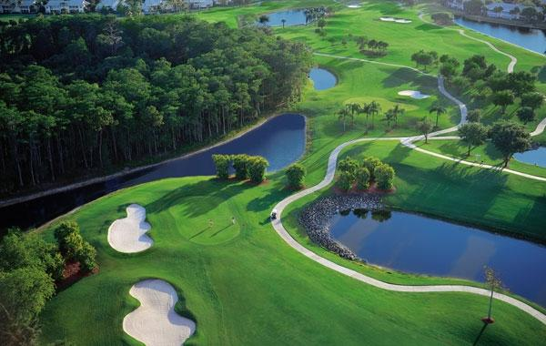 The Vineyards Country Club in Naples Florida