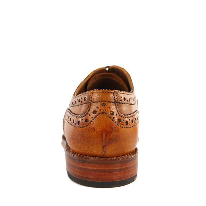 Grenson Stanley Tan Brogue Shoes pic 03