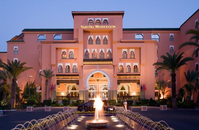 Hotel Sofitel Marrakech