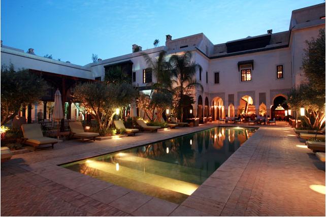Hotel Villa des Orangers Marrakech
