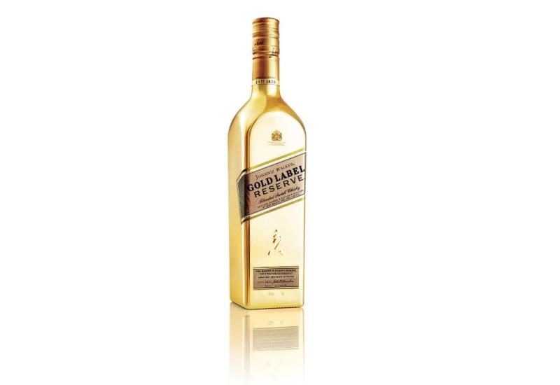 Johnnie Walker Gold Label Reserve Whisky Bottle