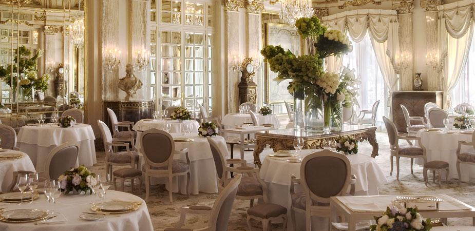 Louis XV Alain Ducass restaurant Monte Carlo 04