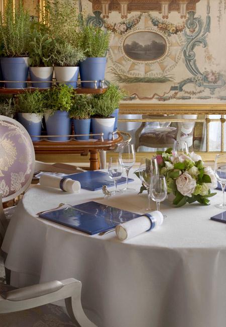 Louis XV Alain Ducass restaurant Monte Carlo 05