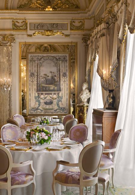 Louis XV Alain Ducass restaurant Monte Carlo 06