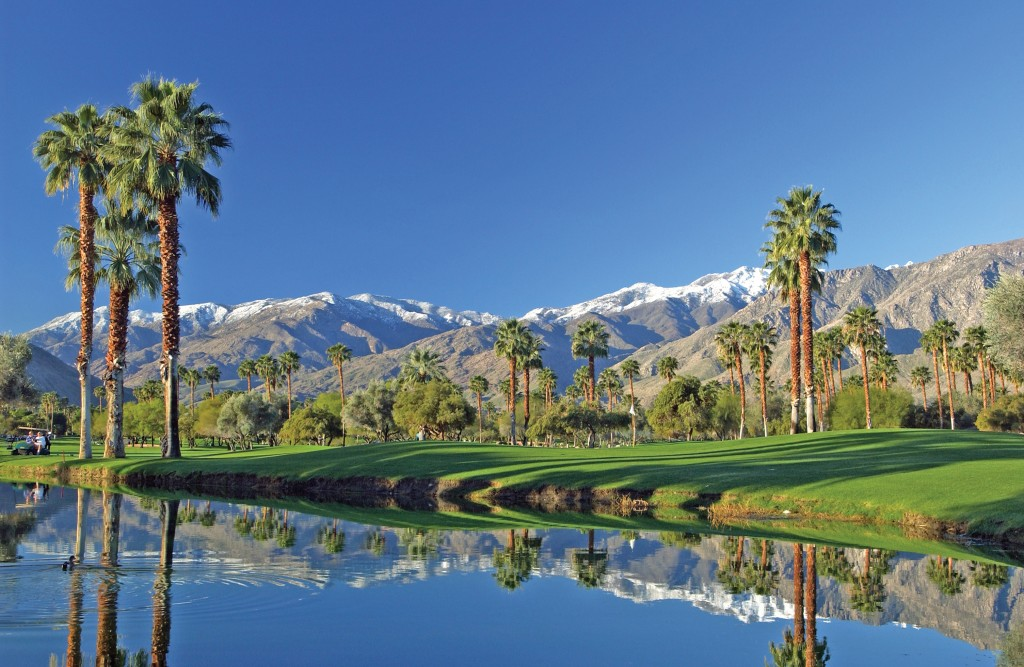 Palm Springs Mesquite Country Club