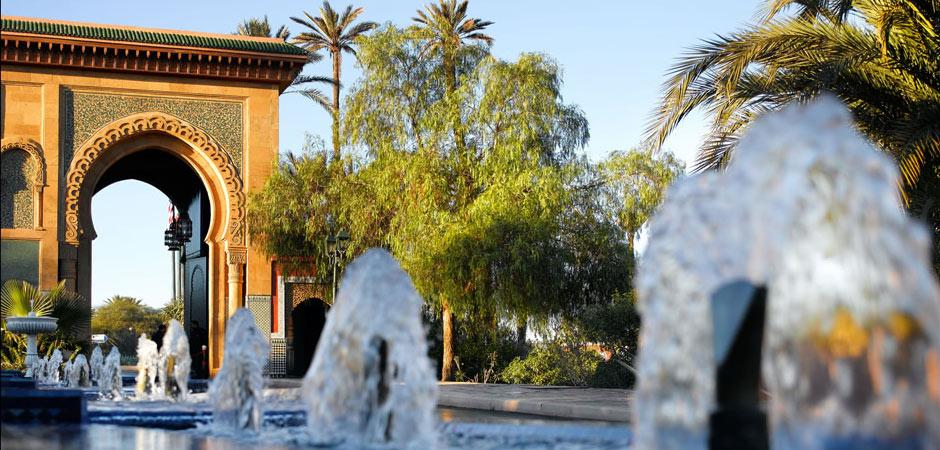 Palmeraie Golf Palace Hotel Marrakech