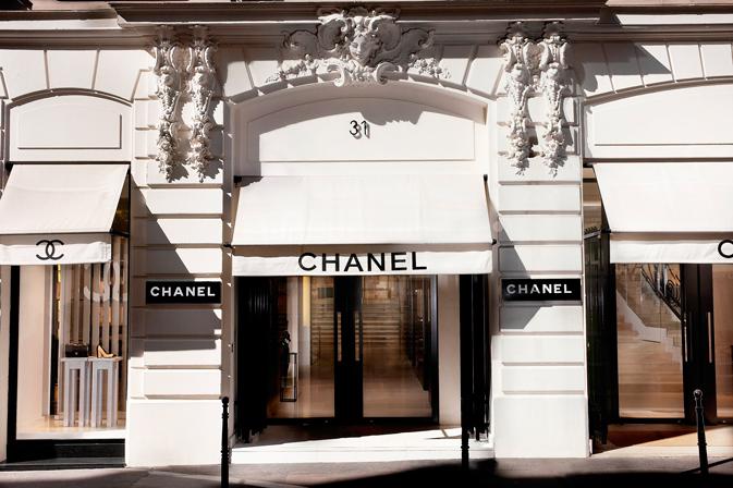 31 Rue Cambon Chanel Store