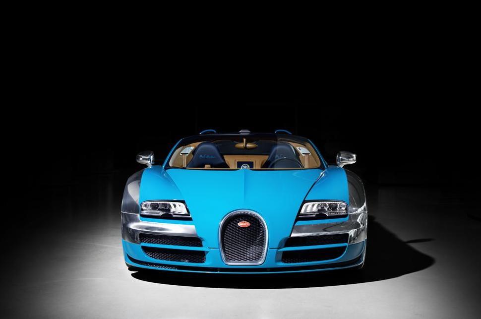 Bugatti Veyron Limited Edition Meo Constantini Legend Car 02