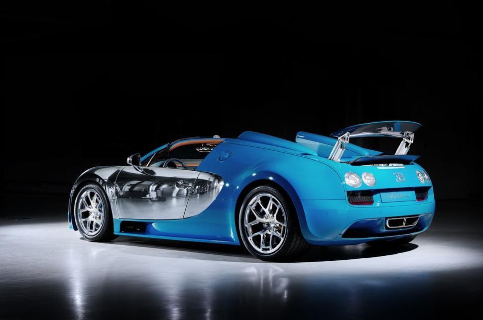 Bugatti Veyron Limited Edition Meo Constantini Legend Car 04