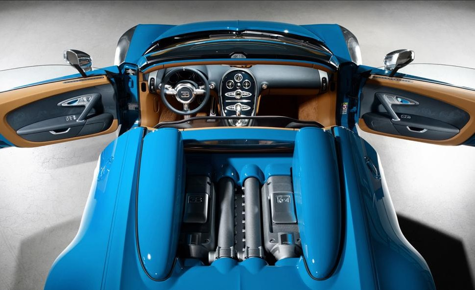 Bugatti Veyron Limited Edition Meo Constantini Legend Car 06