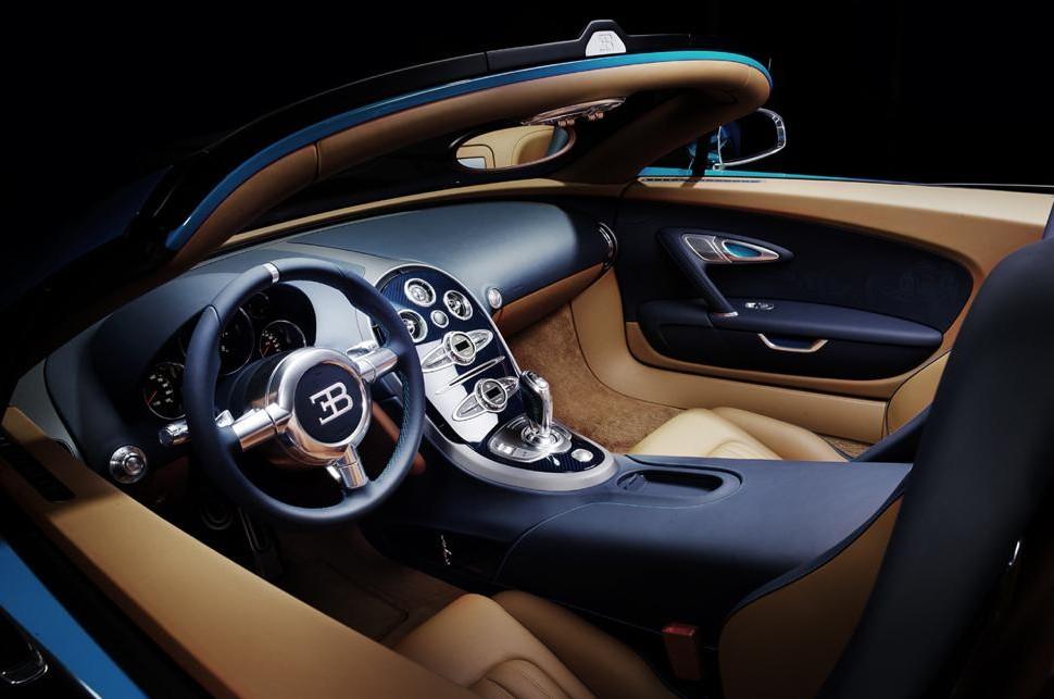 Bugatti Veyron Limited Edition Meo Constantini Legend Car 07