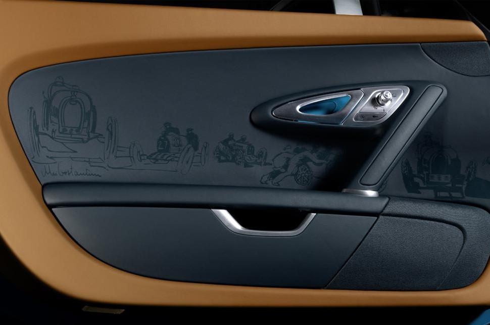 Bugatti Veyron Limited Edition Meo Constantini Legend Car 08