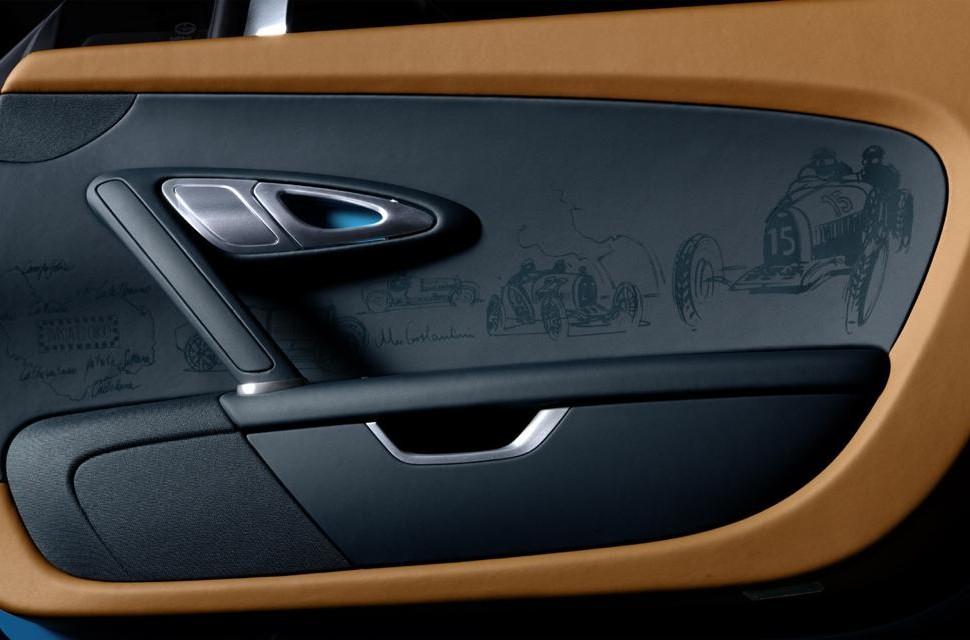 Bugatti Veyron Limited Edition Meo Constantini Legend Car 09