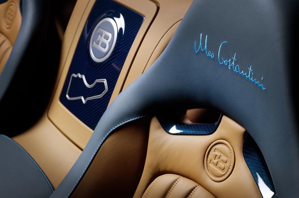 Bugatti Veyron Limited Edition Meo Constantini Legend Car 10