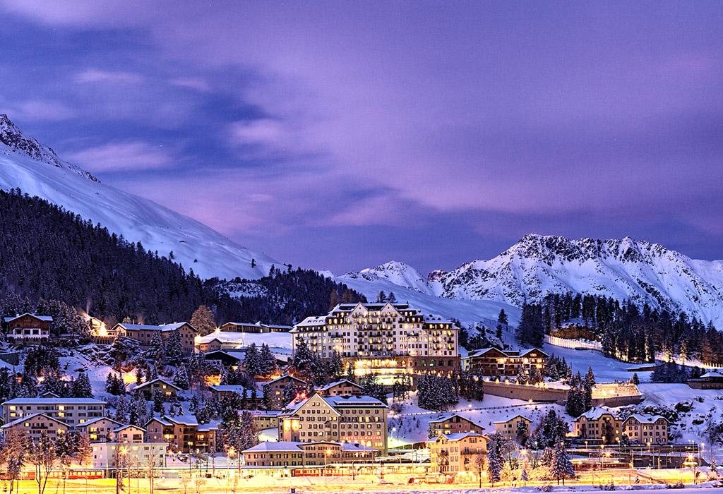 Carlton Hotel St Moritz