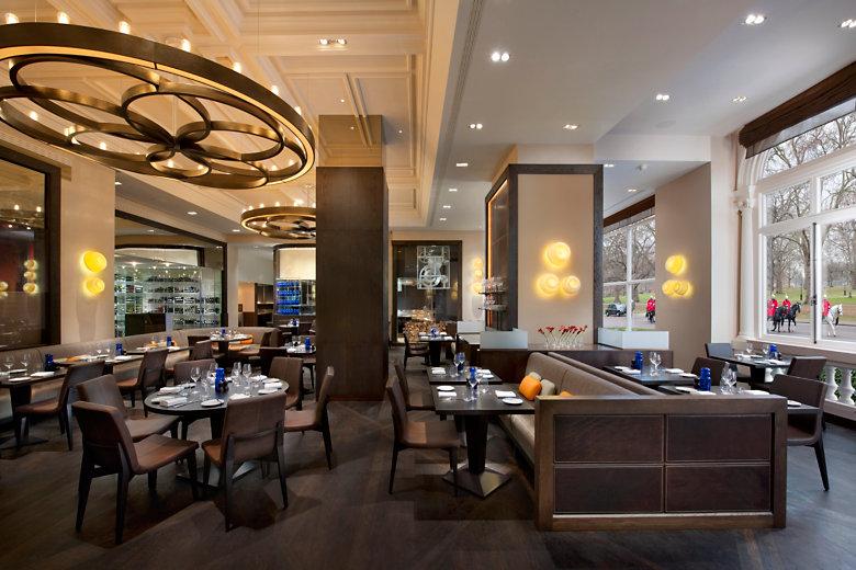 Dinner by Heston Blumenthal restaurant London