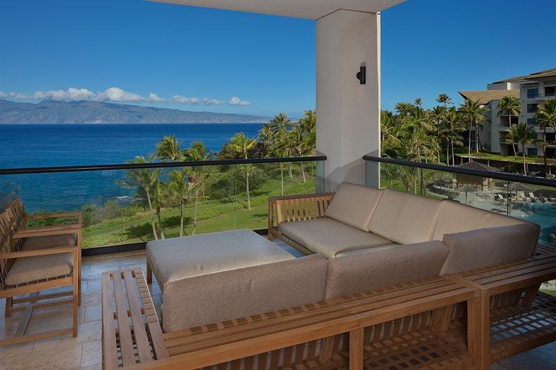 Luxury 3-Bedroom Villa in Maui Hawaii at The Residence Ritz Carlton 02