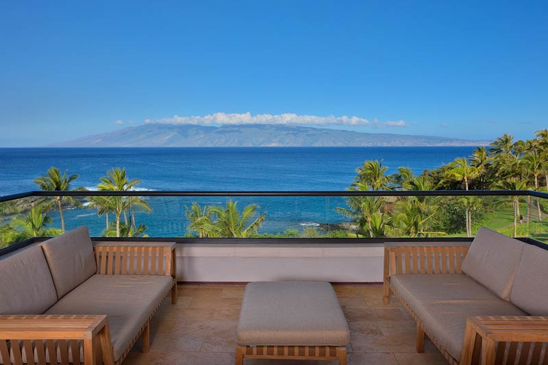 Luxury 3-Bedroom Villa in Maui Hawaii at The Residence Ritz Carlton 03