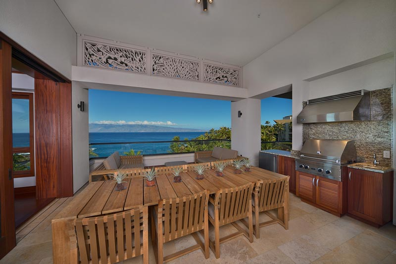 Luxury 3-Bedroom Villa in Maui Hawaii at The Residence Ritz Carlton 04