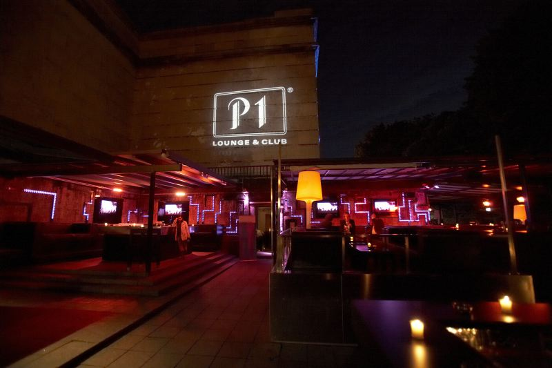 P1 Club and Lounge Munich Germany 01