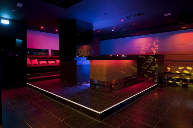 P1 Club and Lounge Munich Germany 06
