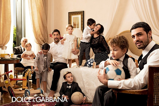 Dolce & Gabbana Spring 2014 Menswear Campaign 10