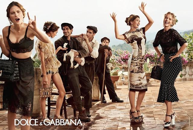 Dolce & Gabbana Spring 2014 Menswear Campaign 13