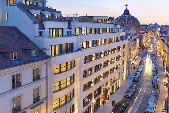 Mandarn Oriental Paris Rue Saint Honore