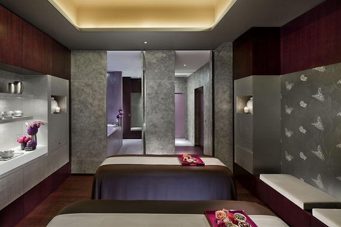 Mandarn Oriental Paris Spa Suite Double