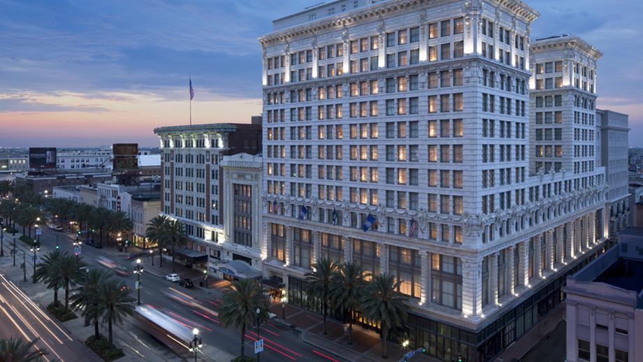 Ritz Carlton New Orleans Hotel 01