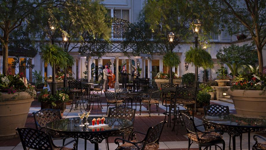Ritz Carlton New Orleans Hotel 13
