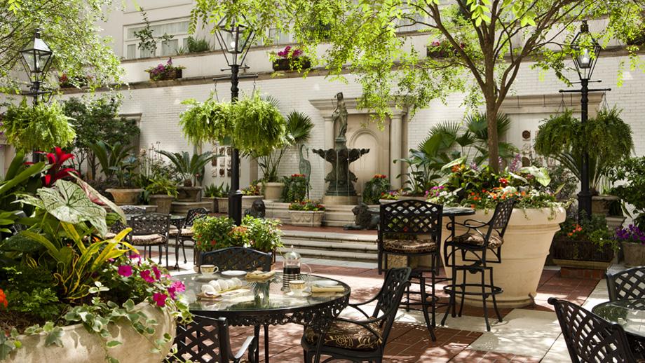 Ritz Carlton New Orleans Hotel 14
