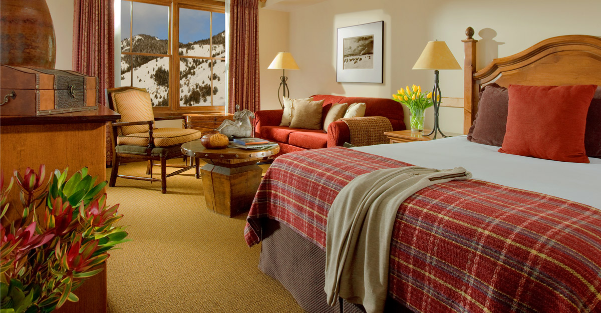 Teton Mountain Lodge and Spa 01
