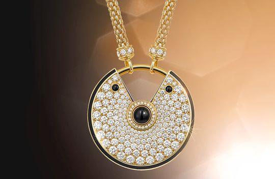Cartier Amulette de Cartier collection 01