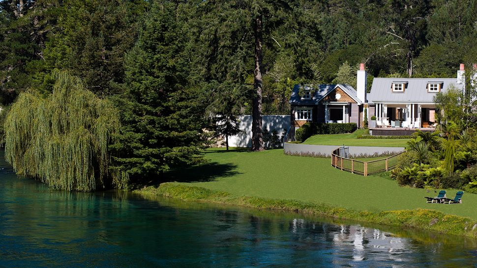 Huka Lodge Luxury Retreat New Zealand 07
