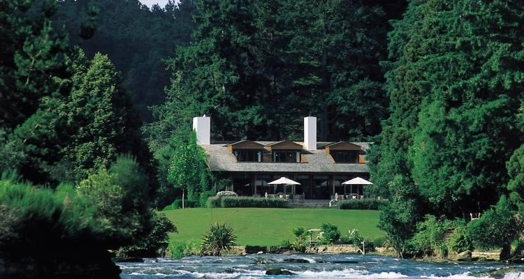 Huka Lodge Luxury Retreat New Zealand