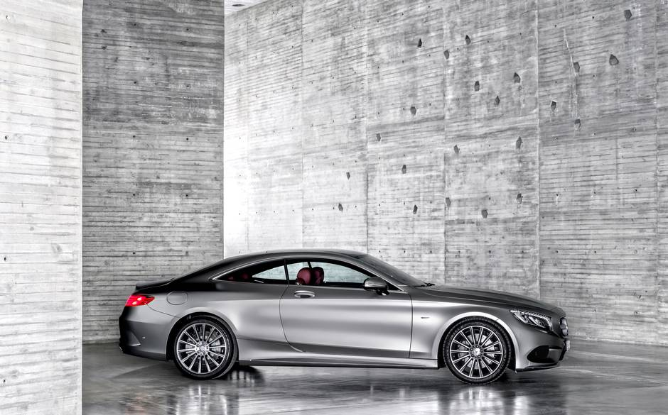 Mercedes Benz S-Class Coupe 2014 picture 01