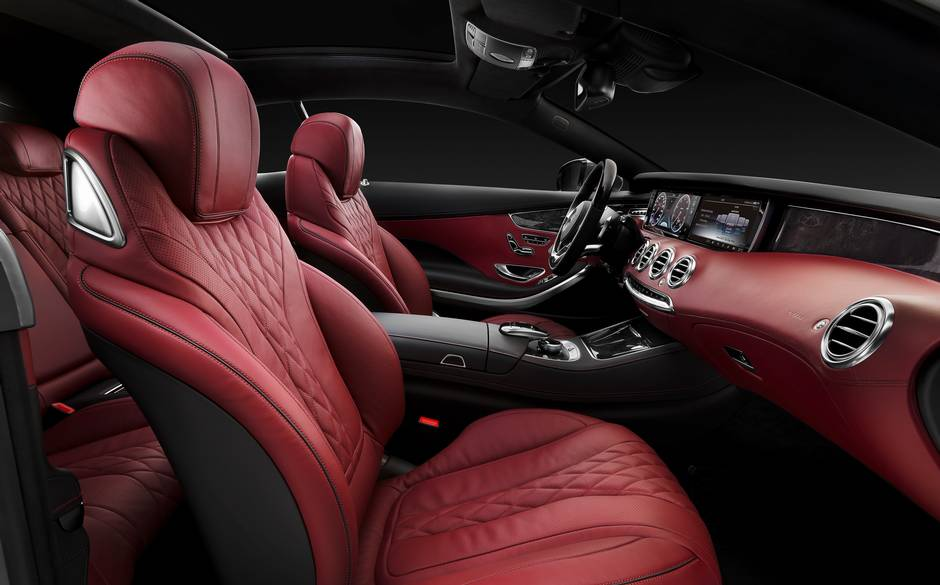 Mercedes Benz S-Class Coupe 2014 picture 04