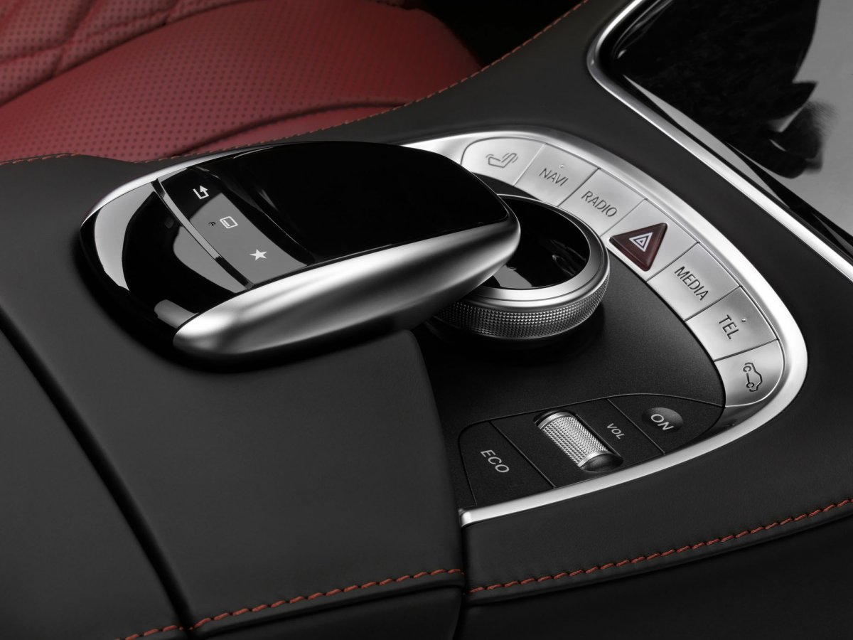 Mercedes Benz S-Class Coupe 2014 picture 06