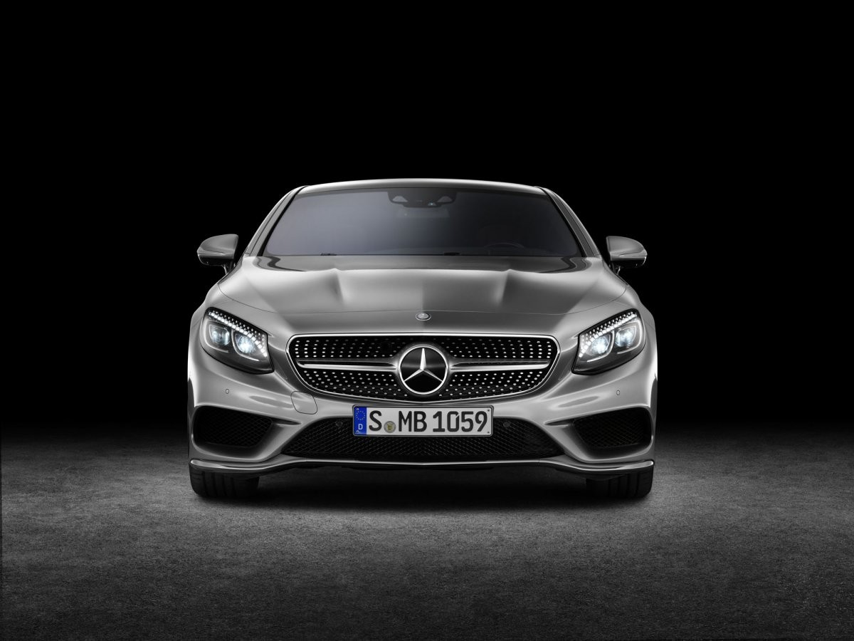 Mercedes Benz S-Class Coupe 2014 picture 09