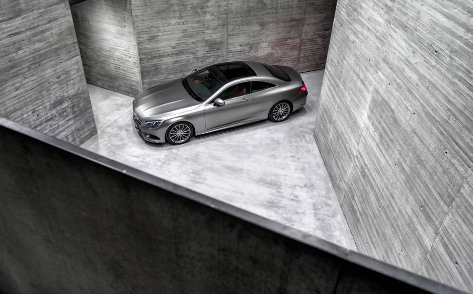 Mercedes Benz S-Class Coupe 2014 picture 10